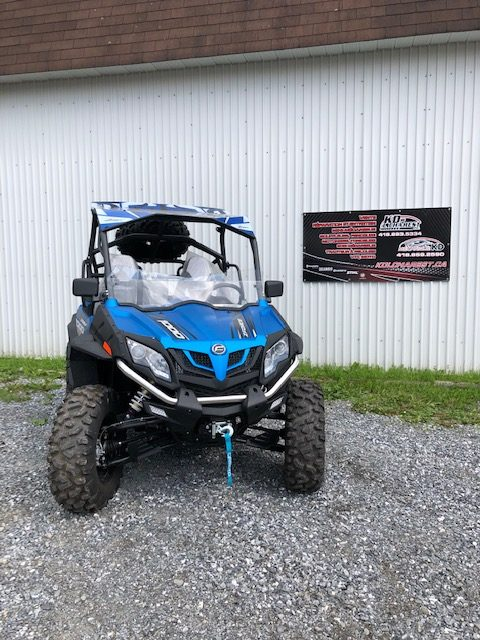 CFMOTO ZForce 1000 EPS Canadian Edition