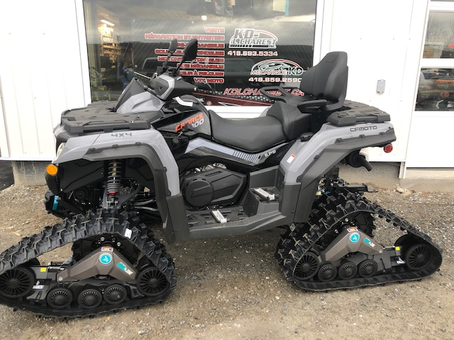 CFMOTO – CForce 1000 EPS LX 2020 – ALL Terrain