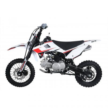 GPX Moto XJR 125 2021