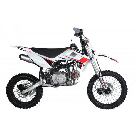 GPX Moto MXR 140 2021